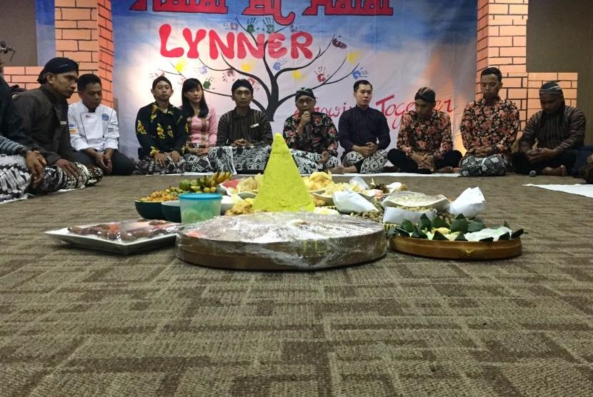Acara Syawalan di Lynn Hotel by Horison Yogyakarta.