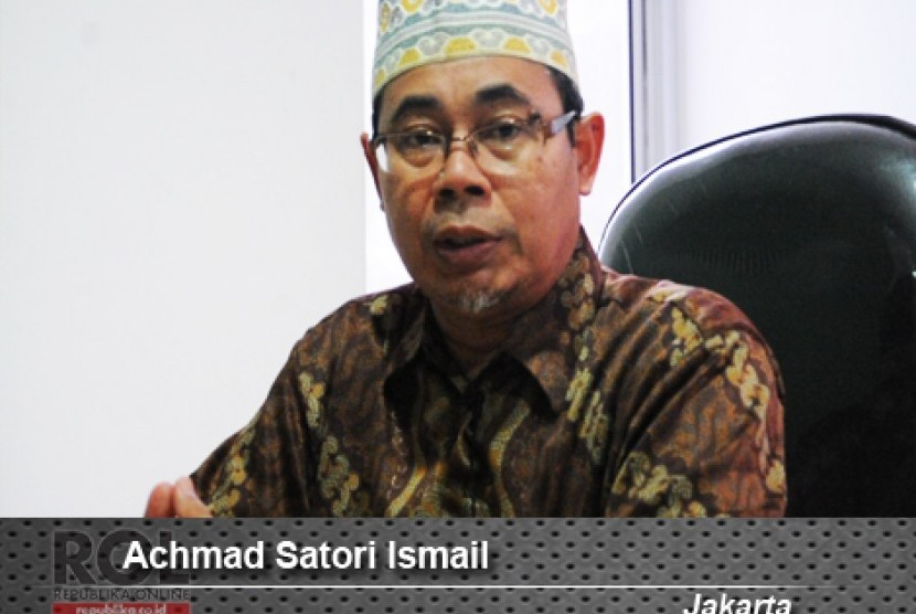 Achmad Satori Ismail