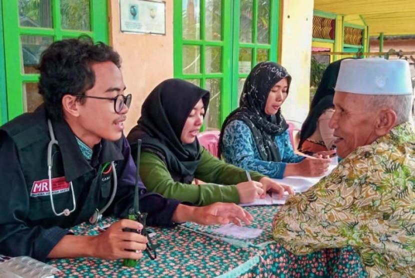 ACT bantu pemeriksaan kesehatan korban banjir Tanah Bumbu, Kalimantan Selatan.