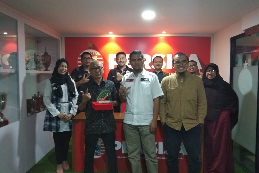 ACT gandeng Persija bekerja sama dalam Program Inovatif Global Qurban.