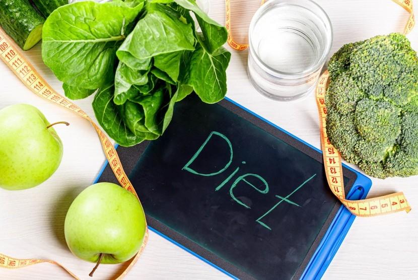 Diet Tersehat untuk Turunkan Berat Badan Menurut Ahli | Republika Online