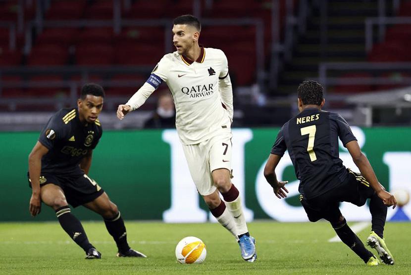 Ajax vs AS Roma