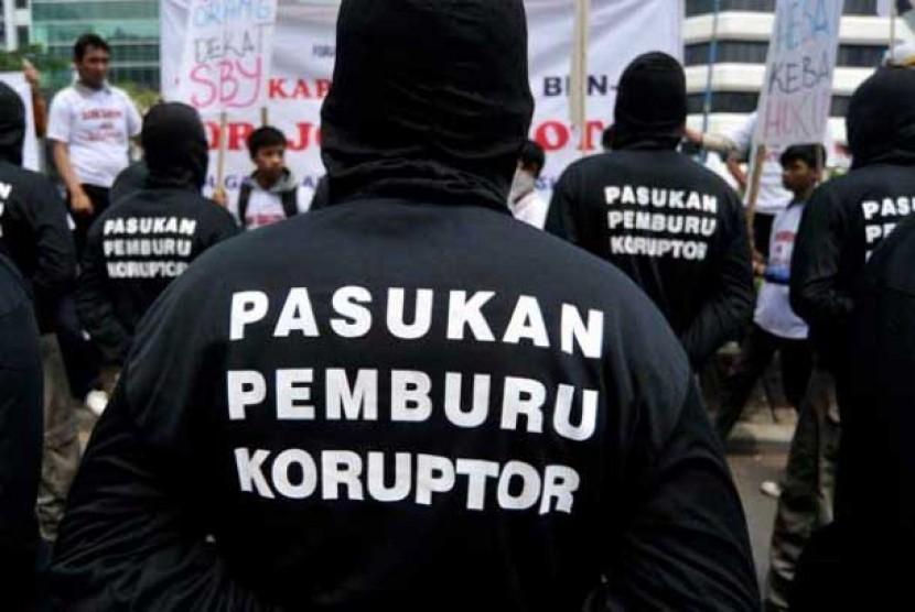 Anti-corruption campaign. (Illustration)