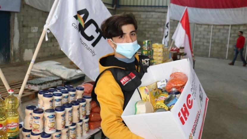 Aksi Cepat Tanggap tengah mengikhtiarkan UMKM-Warung Wakaf Gaza untuk membantu masyarakat Palestina yang semakin kesulitan memenuhi kebutuhan hidup karena pandemi.