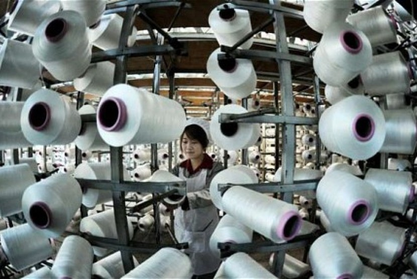 Aktivitas manufaktur (ilustrasi)