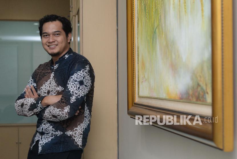 Aktor film dan aktivis dakwah, Cholidi Asadil Alam