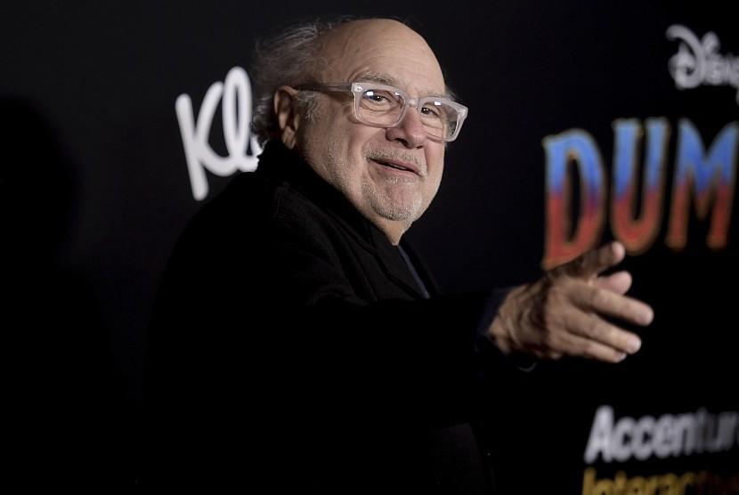 Aktor Hollywood, Danny DeVito