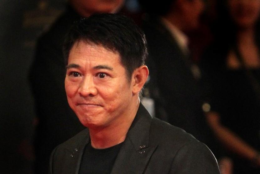 Aktor Jet Li.