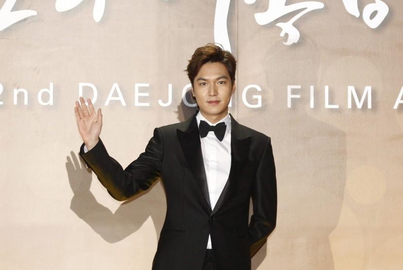 Aktor Korea Lee Min Ho