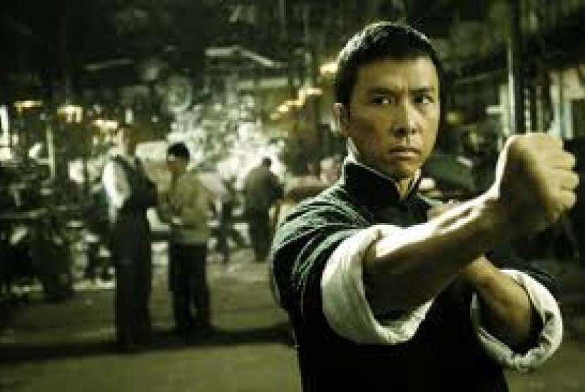 Aktor laga Mandarin, Donnie Yen