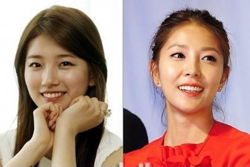 Aktris Korea yang jago menyanyi dan berakting, Suzy Miss A dan BoA