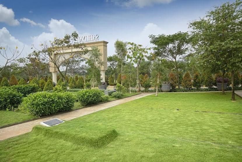 Al ashar memorial garden