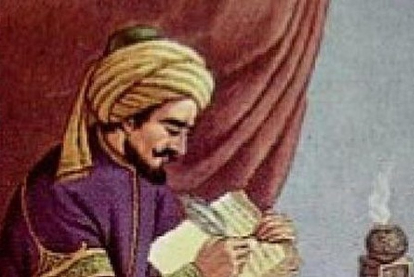 Al-Kindi (ilustrasi).