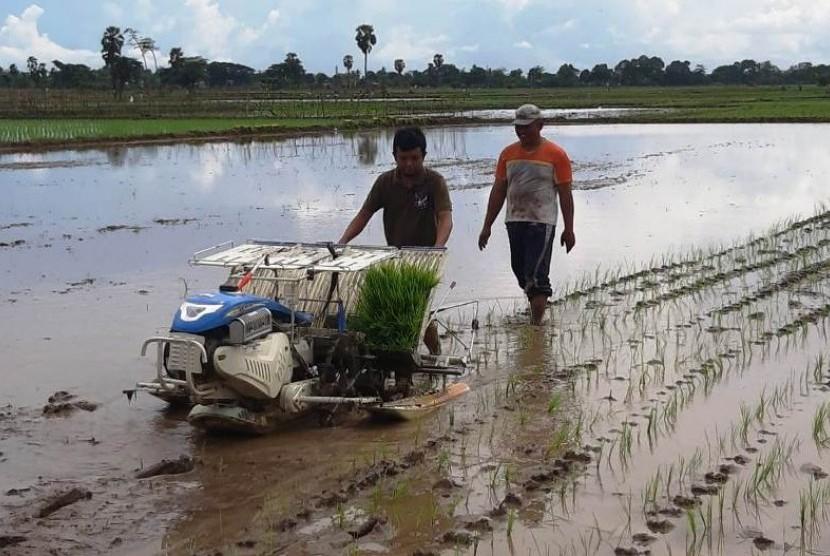 Alat dan mesin pertanian