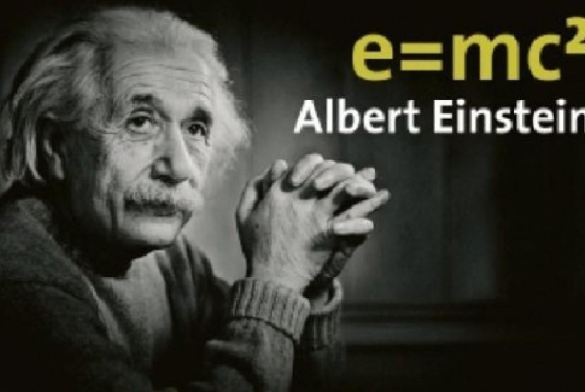Albert Einstein dan teori relativitas