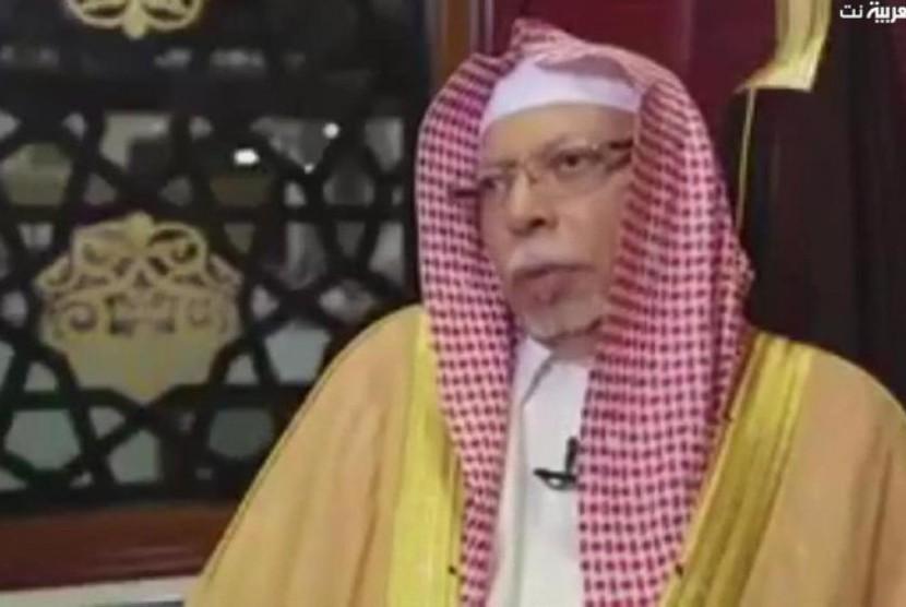 Bilal Masjidil Haram