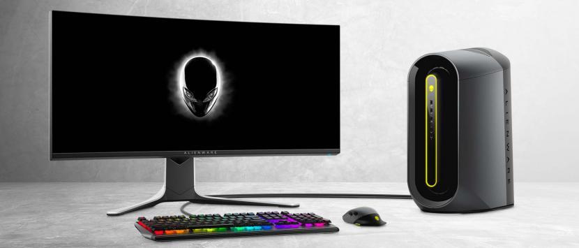 Alienware Aurora R10 2021.