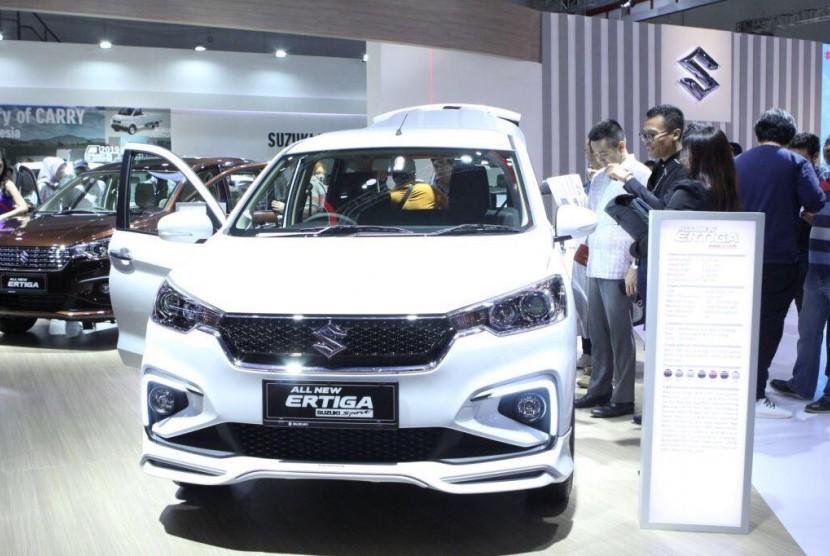 All New Ertiga menjadi salah satu produk Suzuki paling laris pada Mei 2019.