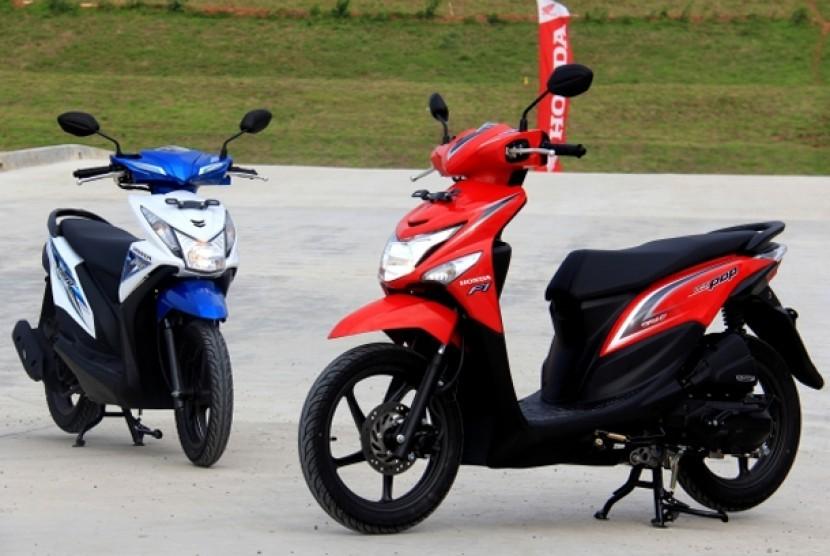 All New Honda BeAT eSP dan Honda BeAT POP eSP