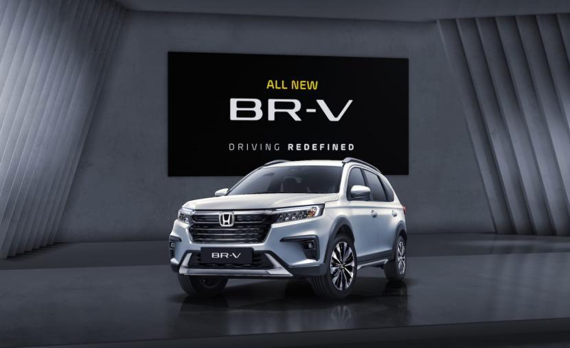 All New Honda BR-V saat virtual launch, Selasa (21/9)