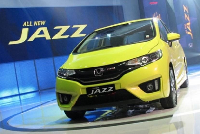 All New Honda Jazz generasi ketiga.