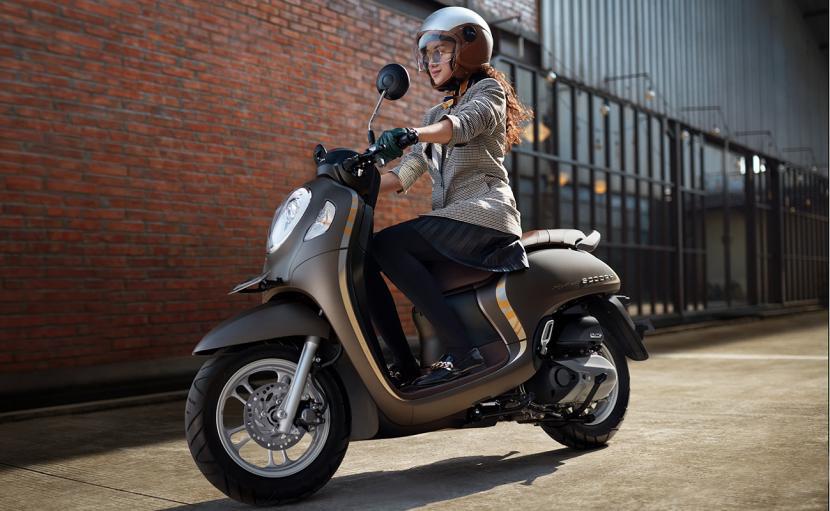 All New Honda Scoopy 2020 Rilis Harga Mulai Rp 19 Jutaan Republika Online