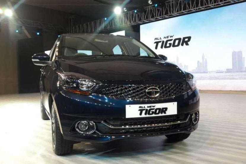 All New Tigor dari Tata Motors.