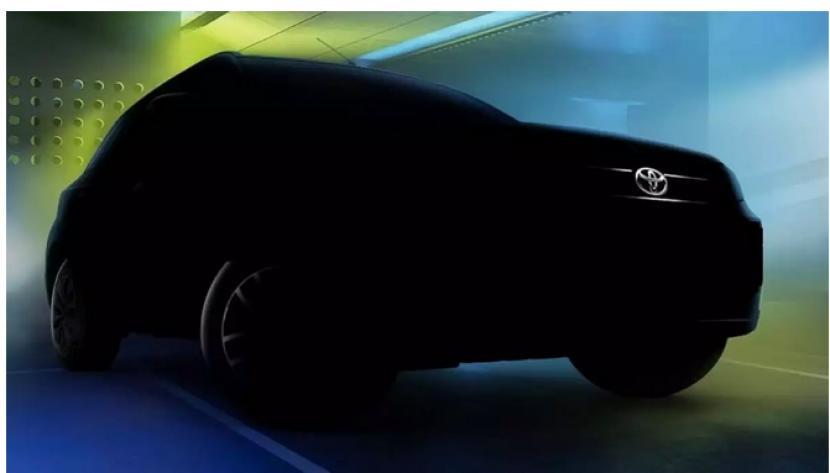 Besok Toyota Buka Pemesanan Suv Toyota Urban Cruiser Republika Online