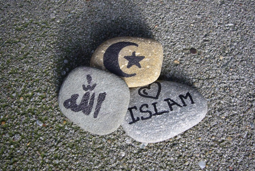 Allah SWT menyebutkan dalam Alquran perkara perusak Islam seseorang. Ilustrasi