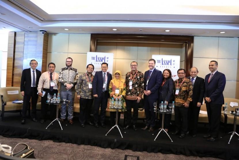 Allianz Indonesia menyampaikan komitmennya untuk mengembangkan unit bisnis syariah. Allianz mendukung acara Islamic Finance in Indonesia yang diselenggarakan oleh The Asset dengan berpartisipasi sebagai salah satu panelis.