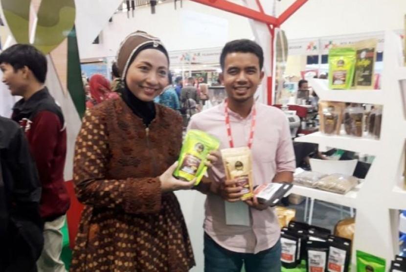 Alumni polbangtan Medan berbisnis kopi