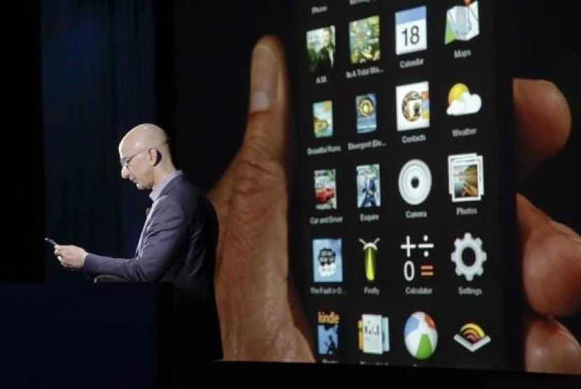 Pendiri Amazon Jeff Bezos