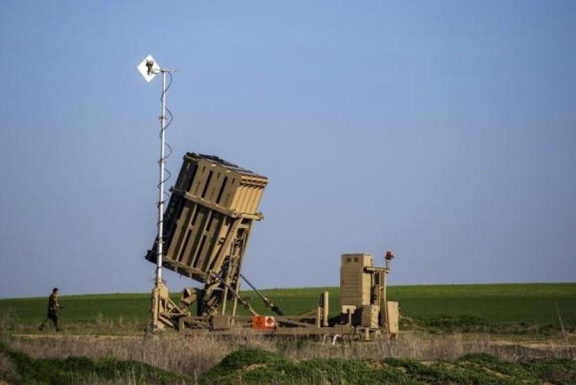 Laporan: Arab Saudi Berminat Beli Iron Dome Israel