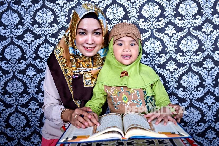Anak dan ibunya