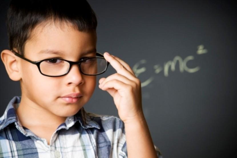 Kecerdasan tak melulu soal IQ. (Ilustrasi)