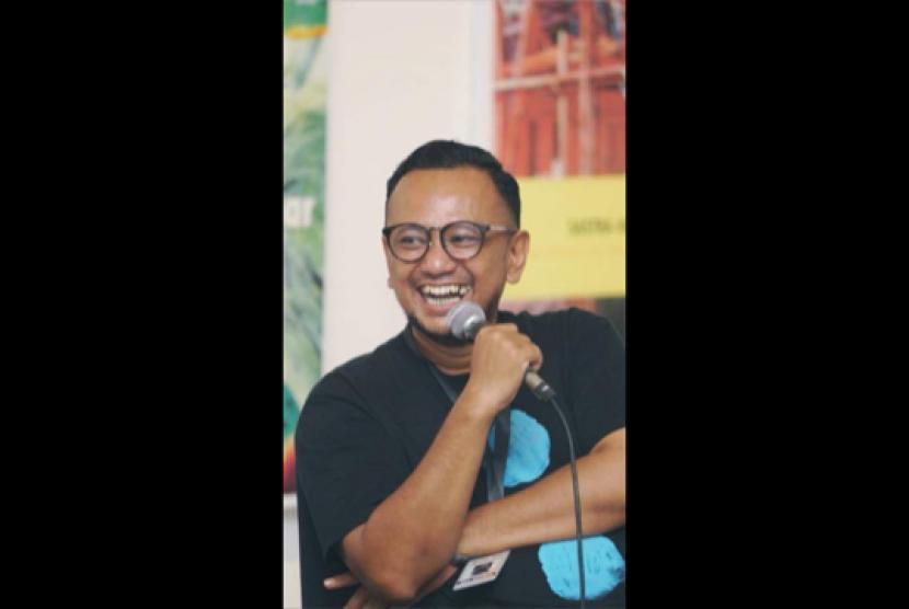 Anas Syahrul Alimi, promotor musik asal Yogyakarta