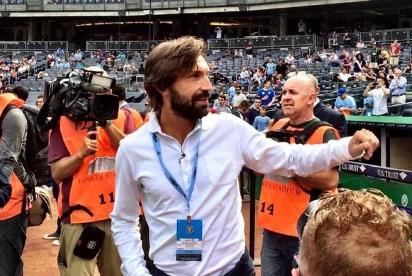 Mantan Bos AC Milan Dukung Pirlo Jadi Pelatih Juventus