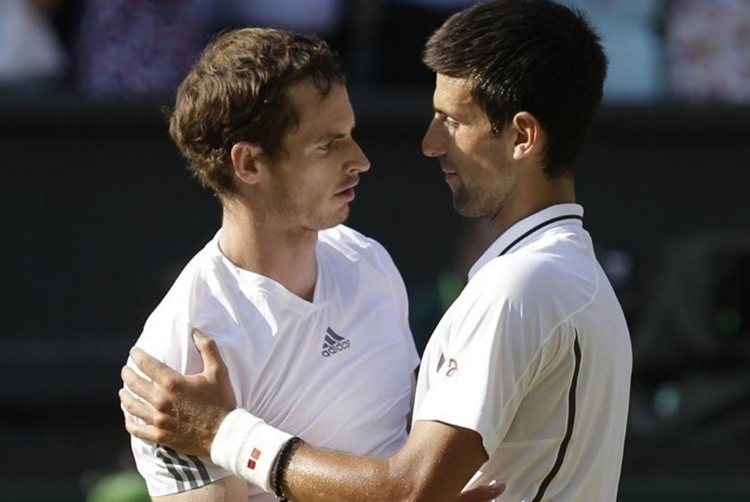 Bincang Seru Novak Djokovic Dan Andy Murray Di Instagram Republika Online