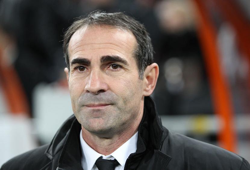 Angelo Alessio, pelatih baru Persija.