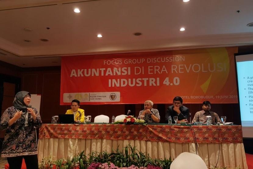Angggota Dewan Standar Akuntansi Keuangan (DSAK) Ikatan Akuntan Indonesia yang juga dosen FEB UNPAD Ersa Tri Wahyuni menyebutkan, rata-rata perusahaan digital memiliki masalah dalam menyusun laporan keuangan.