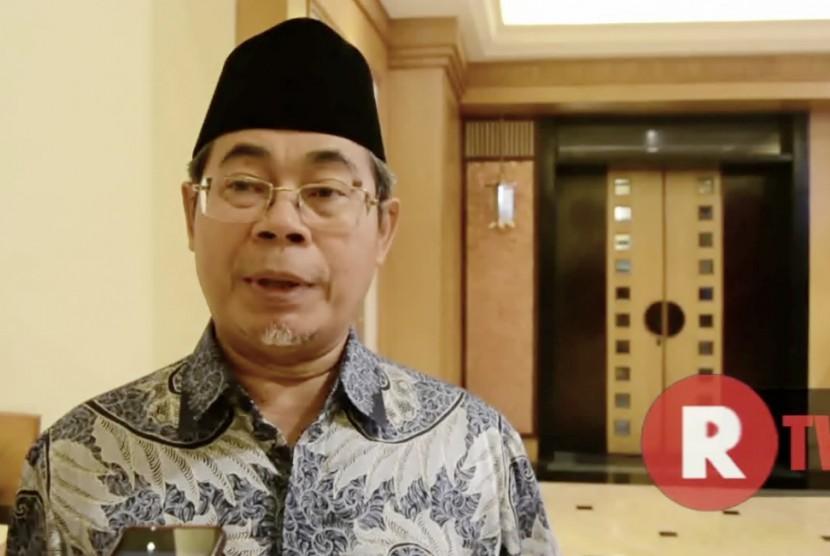 Anggota Baznas, Ahmad Satori Ismail
