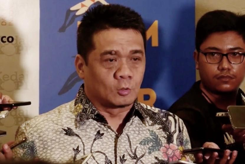 Anggota BPN, Ahmad Riza Patria