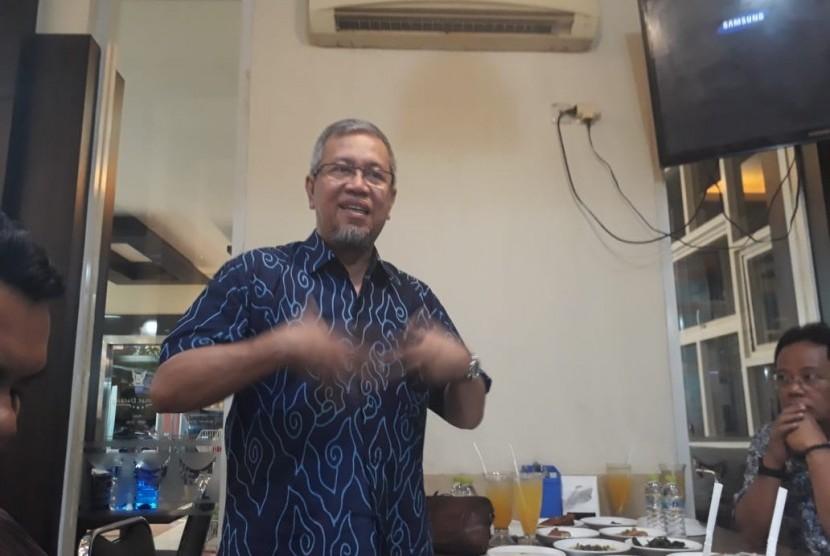 Anggota Dewan Jaminan Sosial Nasional (DJSN) Ahmad Ansyori