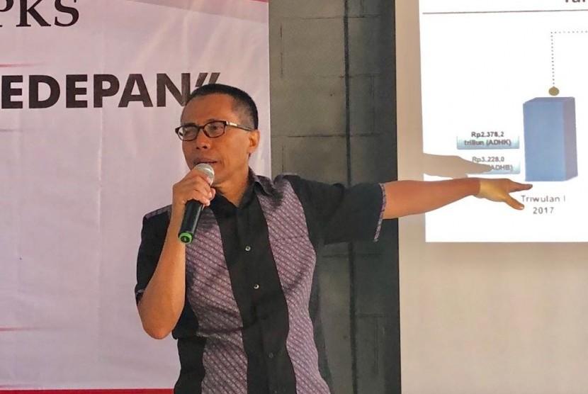 Anggota Dewan Kehormatan PAN, Dradjad Wibowo