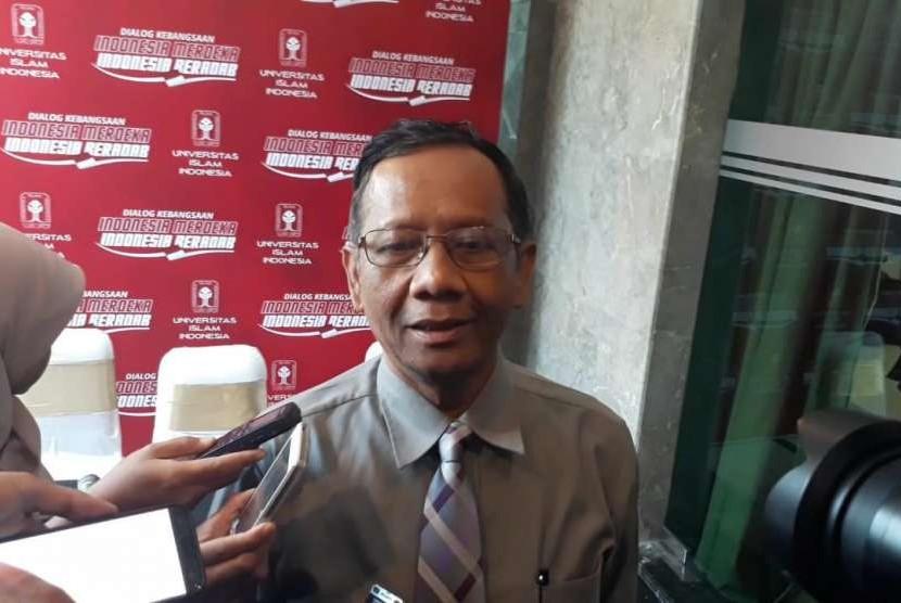 Anggota Dewan Pengarah Badan Pembinaan Ideologi Pancasila (BPIP) Mahfud MD.