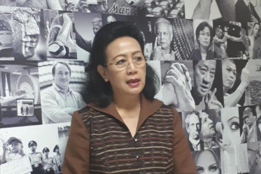 Anggota Dewan Perwakilan Daerah (DPD) perwakilan Yogyakarta, GKR Hemas.