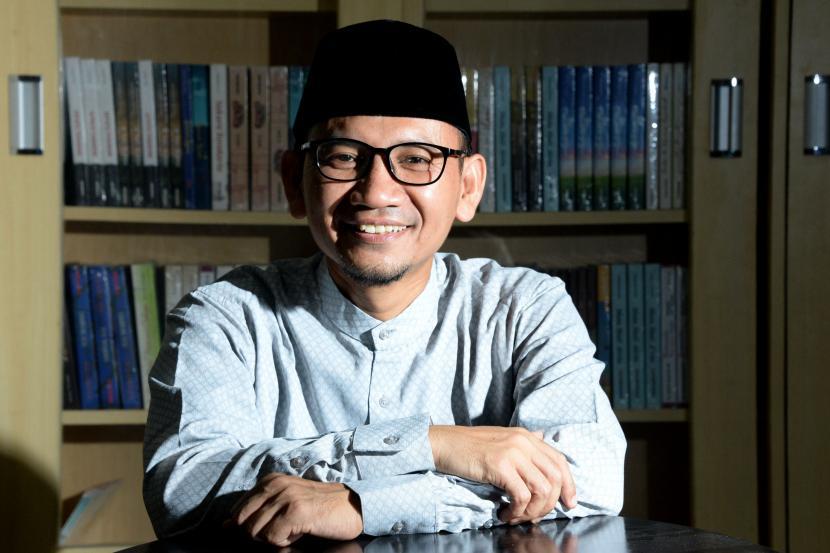 Anggota Dewan Syariah Nasional Majelis Ulama Indonesia Oni Sahroni.