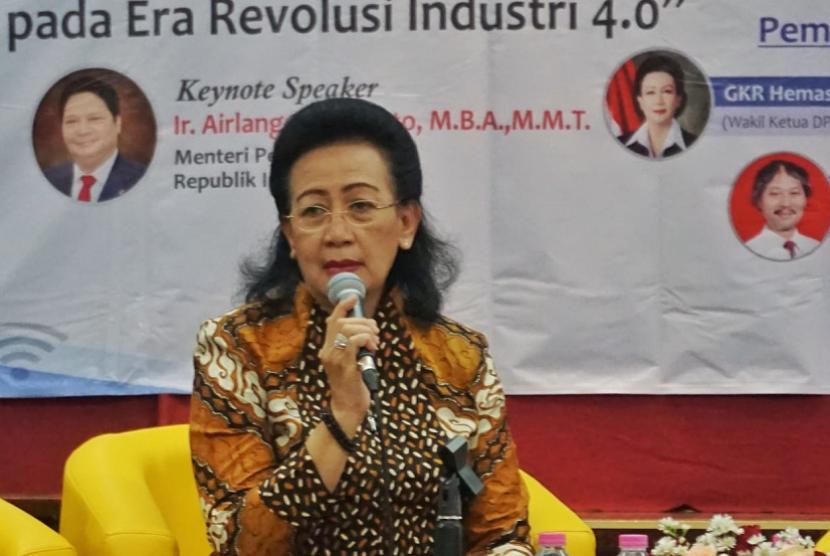 Anggota DPD RI G.K.R Hemas