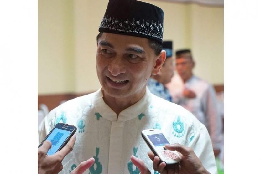 Anggota DPR/MPR Fraksi PPP, Achmad Dimyati Natakusuma.