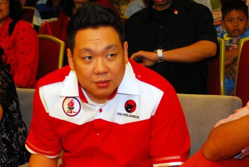 Anggota DPR RI dari Fraksi Partai Demokrasi Indonesia Perjuangan (PDIP) Charles Honoris